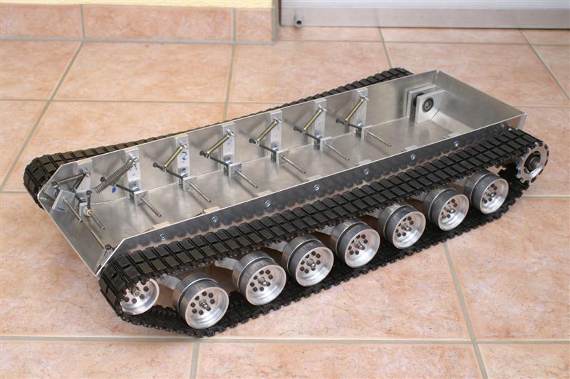 leopard 2a4 1 10 rc panzer. Black Bedroom Furniture Sets. Home Design Ideas